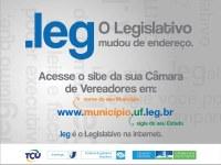 Câmara Municipal anuncia novos portais